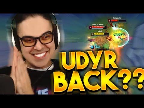 UDYR IS BACK IN SEASON 10??? - Trick2G