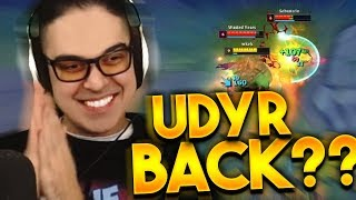 UDYR IS BACK IN SEASON 10??? - Trick2G