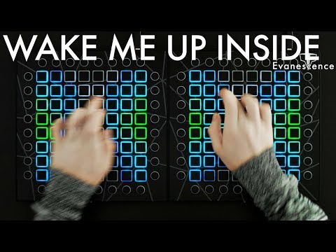 Wake Me Up Inside // Launchpad Cover/Remix