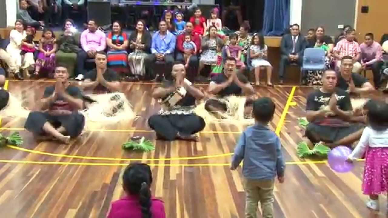 Fijian Meke and Tongan Dance