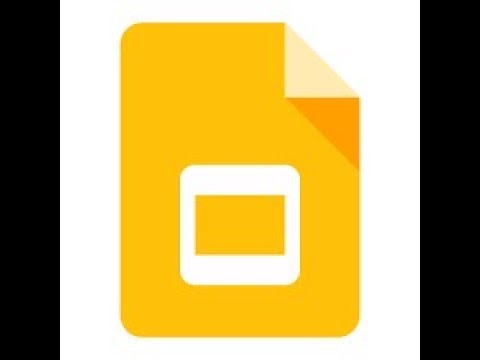 Google Slides: Insert Audio