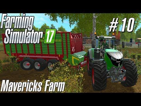 FS 17 Timelapse | Mavericks Farm | # 10 | Bits of Credit Payoff