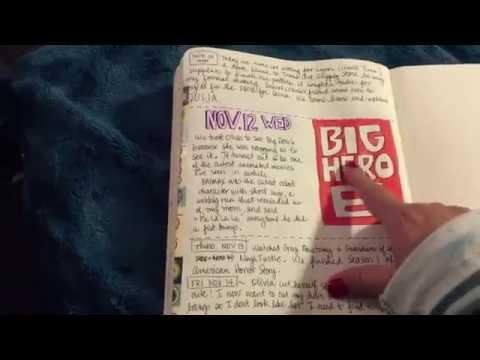 Journal Flip Through #3 Plus New Blank Journals