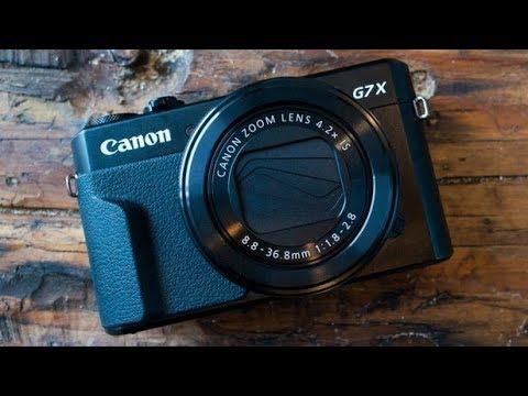 Как снимает Canon G7x Mark II. Обзор.