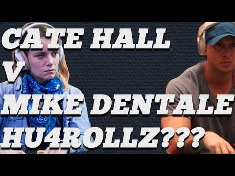 Investigating Cate Hall vs Mike Dentale HU4Rollz Twitter Beef