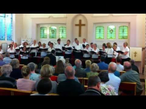 Roade Community Choir sing 'Bring Him Home' from Les Miserables
