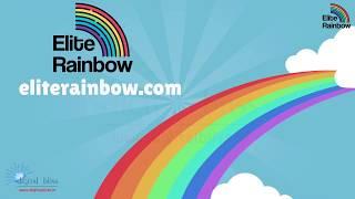 Elite Rainbow 2D Animation Video