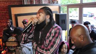 Pastor Troy Vice Versa @ Tapas 255 lounge Grand Hustle party