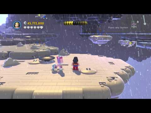The LEGO Movie Videogame - To The Invisible Jet! Achievement