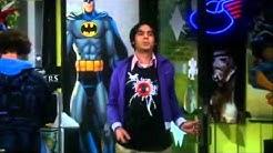 The Big Bang Theory - Best of Raj