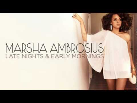 Marsha Ambrosius - Late nights early mornings Remix FEAT DON j