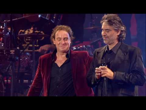 Marco Borsato - Because We Believe (Duet met Andrea Bocelli)
