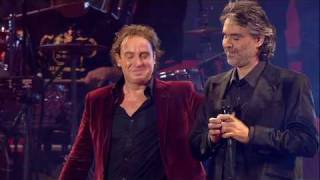 Marco Borsato Because We Believe Duet Met Andrea Bocelli