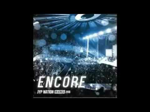 Mark, Yugyeom & Jackson's rap in Encore