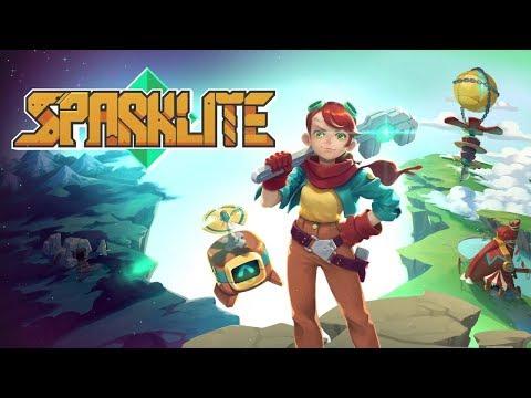 Sparklite - Top Down Pixel Art Action Adventure RPG