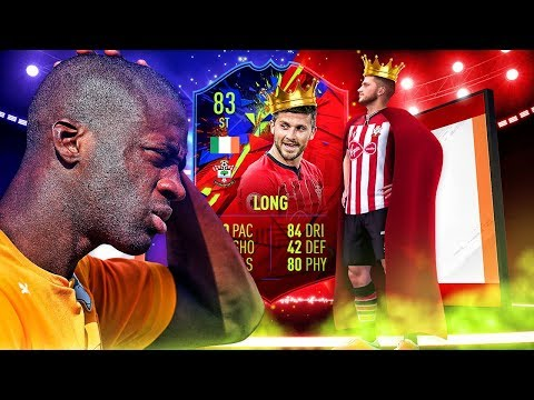 THIS CARD IS FREE! 83 RECORD BREAKER SHANE LONG PLAYER REVIEW! FIFA 19 Ultimate Team