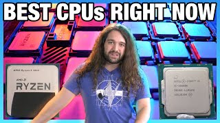 Best CPUs of 2020 So Far (Gaming, Workstation, Overclocking, Budget, & Disappointment)