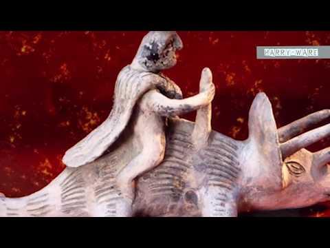 153 - Dinosaurus Aneh Ditemukan, Misteri Manusia dan Dinosaurus