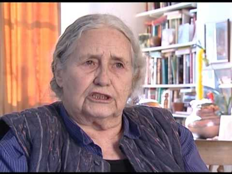 Doris Lessing - Solutions come in dreams (18/26)