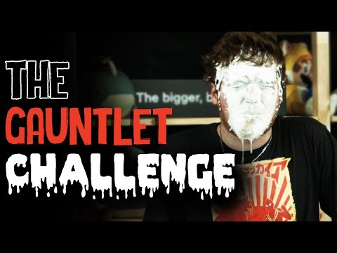 THE GAUNTLET CHALLENGE! w/ Max, Ross and Barney