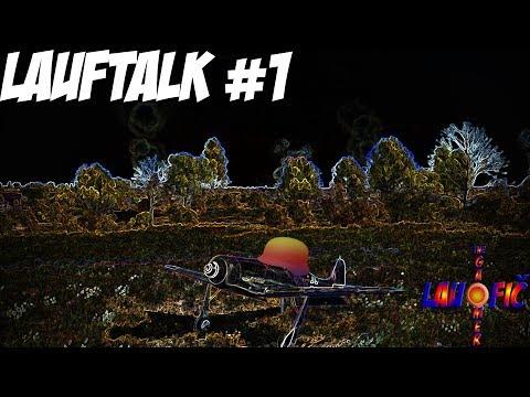 LaufTalk #1!   War Thunder   Český gameplay