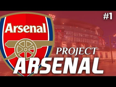 FIFA 18 Career Mode | Project Arsenal #1 | LIFE WITHOUT ALEXIS!
