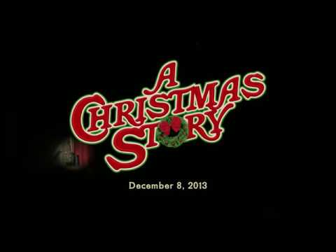 Jean Shepherd's, A Christmas Story at the Grand Theatre 2013