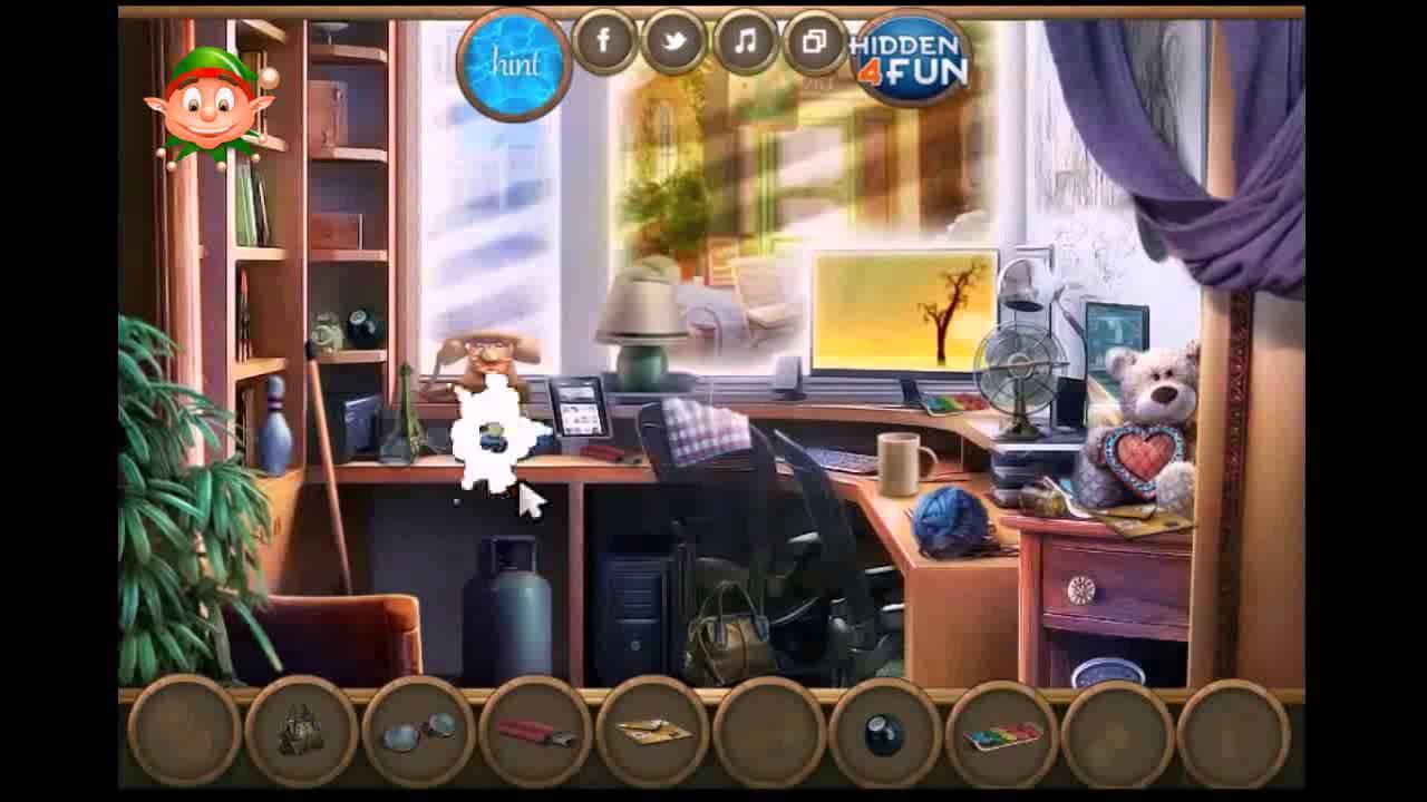 Hidden object games online no download required!