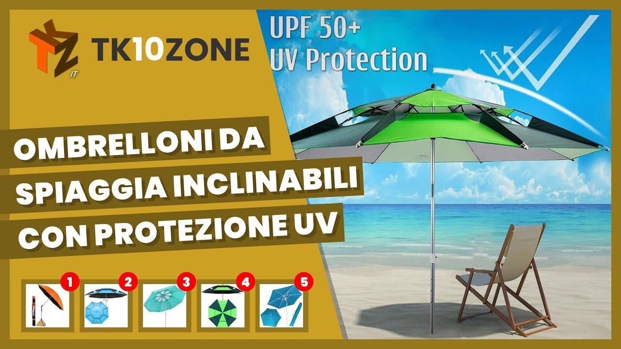 Secondo le nostre valutazioni, sunphio è il miglior ombrellone da spiaggia del 2021, perchè non si limita a fare ombra ma vi offre una protezione completa dal sole, dai raggi uv e dalla pioggia. I 5 Migliori Ombrelloni Da Spiaggia Inclinabili Con Protezione Uv Youtube