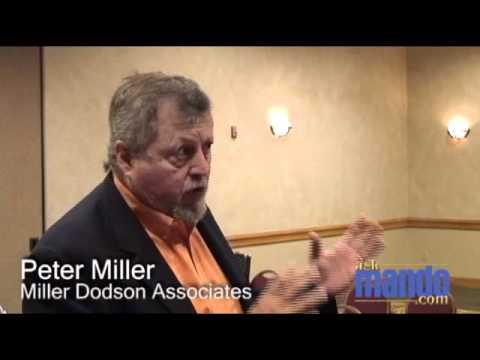 Peter Miller of Miller Dodson Associates