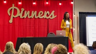 How to Use Pinterest to Grow a DIY YouTube Channel - Pinners Conference CA 2019