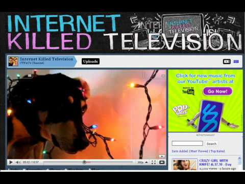 Internet Killed Television theme song
