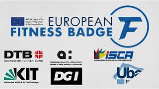 European Fitness Badge  - Introduction
