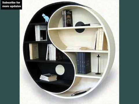 wall-mounted-shelving-picture-ideas- -creative-bookshelves