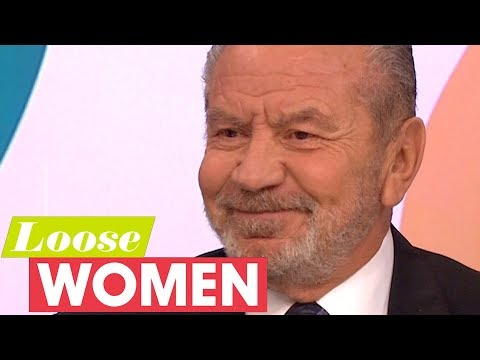 Can Janet Get Lord Sugar to Strip Off for Body Confidence? | Loose Women