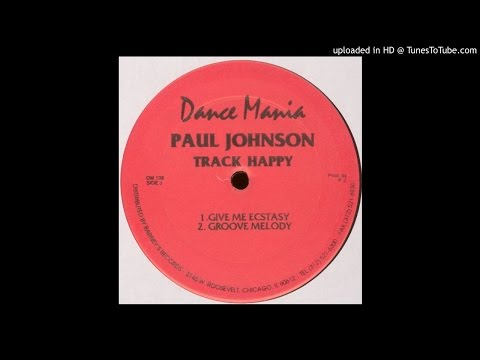 Paul Johnson - Groove Melody