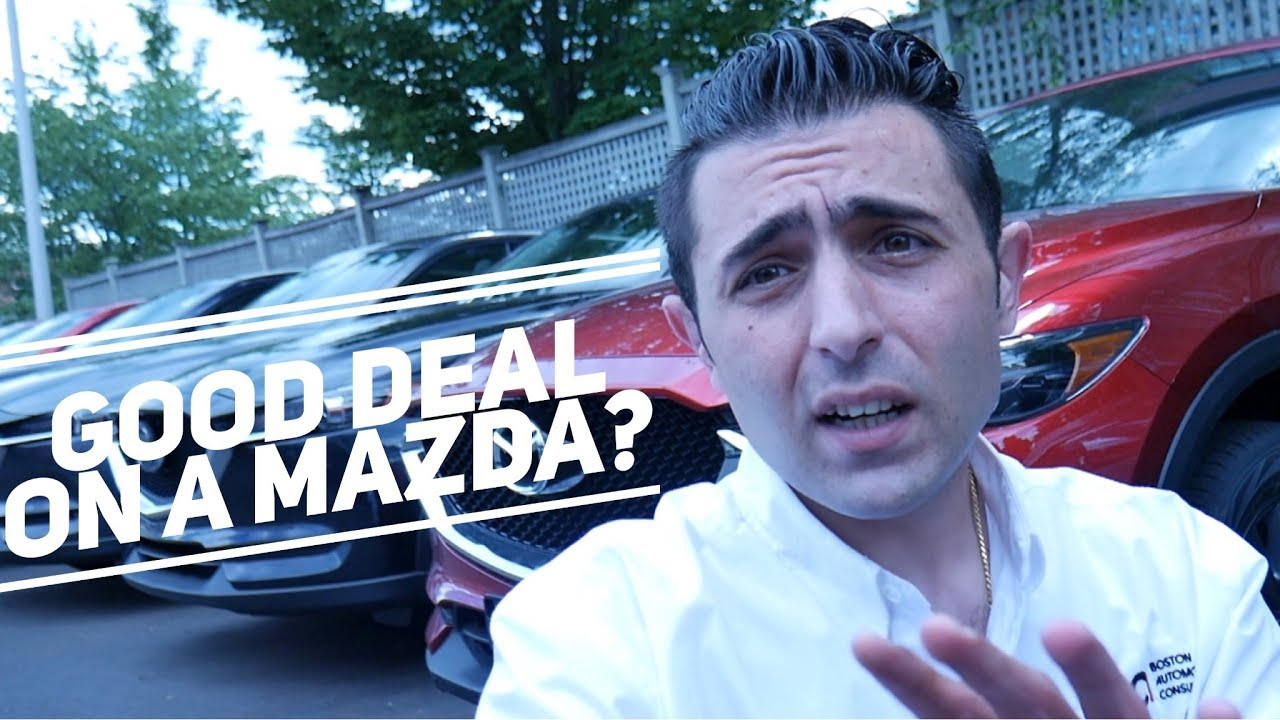 NEW Mazda CX Negotiation Tips Invoice Price Money Factor Etc - Dealer invoice price mazda cx 5