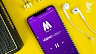 Download Nghe nhạc trên Youtube khi tắt màn hình với Music Pro