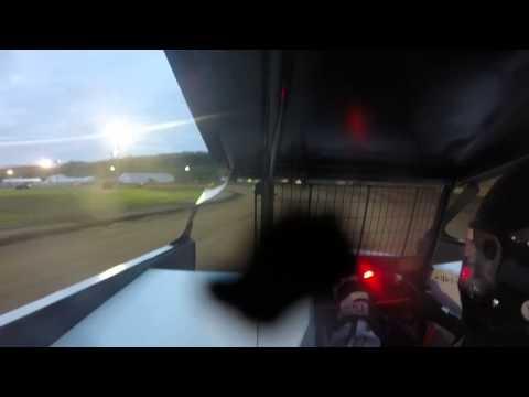 Upper Iowa Speedway Modlite Feature 5/9/15