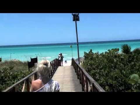 Blau Varadero Cuba Hotel Tour 2011  YouTube