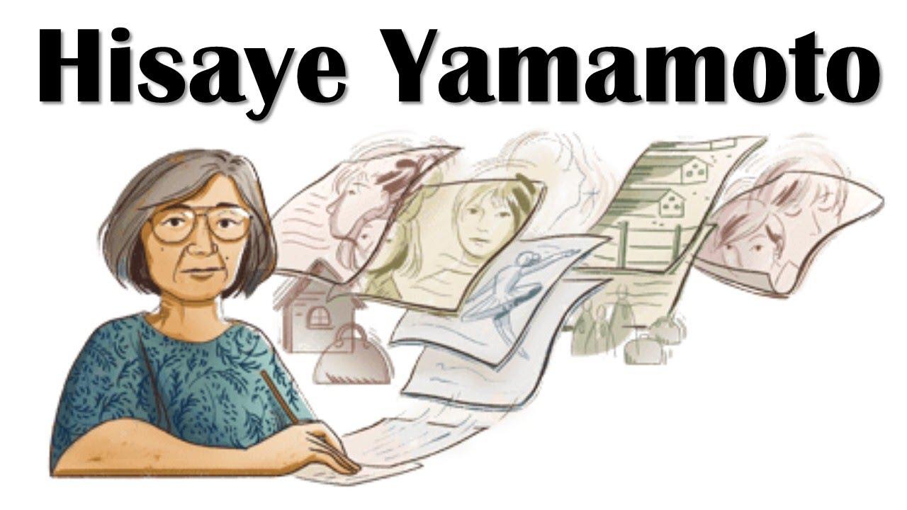 Who Was Hisaye Yamamoto? Google Doodle Celebrates Japanese ...