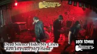 "Алина Почебыт & ""Jingls"" - Dead Silence Hides My Cries – Rest In Peace My Friend"