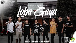 Download AOI x FIKSI - LOBA GAYA [METAL COVER BY VOICEBOX]