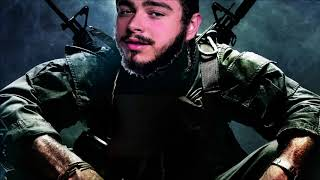 When Post Malone plays Call of Duty