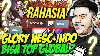 SULTAN ISI 5.000.000 DIAMOND BIKIN GLORY NESC INDO TOP GLOBAL?? - FREE FIRE INDONESIA