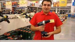 видео Как выбрать шуруповерт для домашних работ