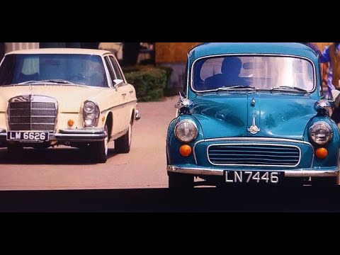 Download Morris Minor: The Vintage Car That Featured In October 1 Movie By Kunle Afolayan