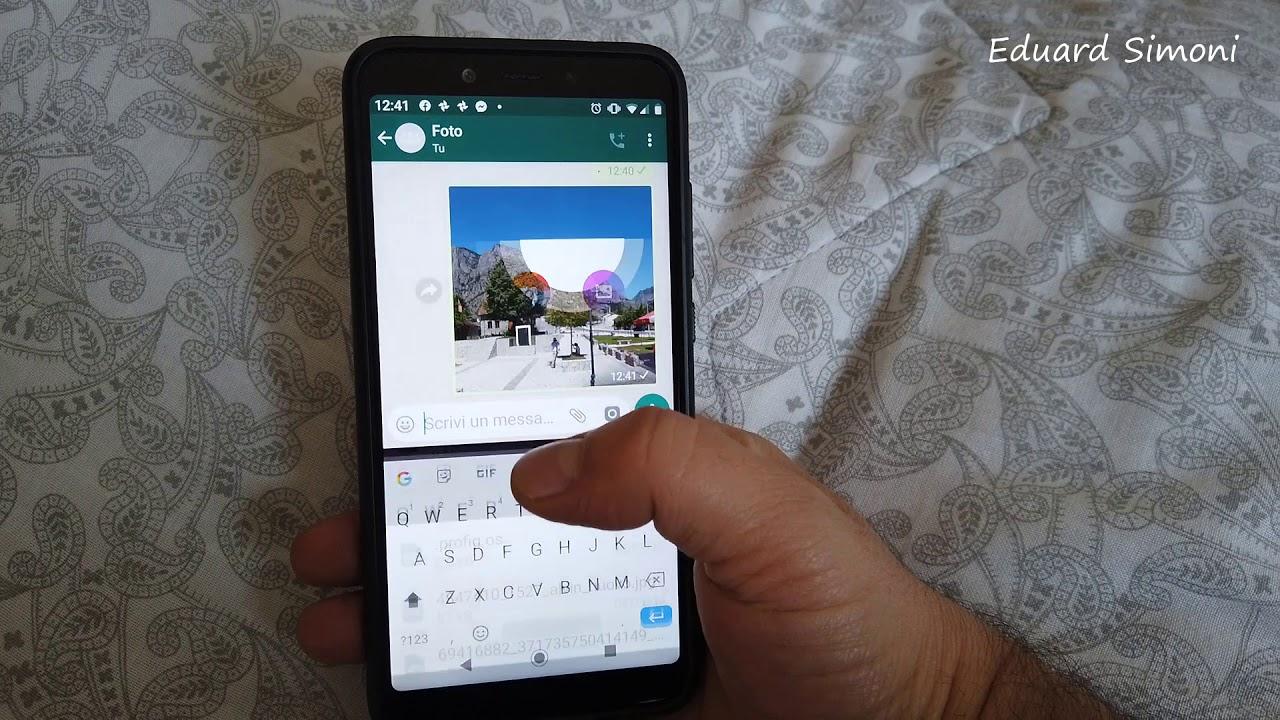 Come inviare file audio con WhatsApp dall'iPhone   WizBlog