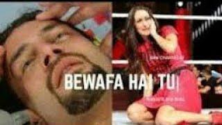 Gambar cover Bewafa hai tu :- WWE Roman Reigns sad song || bewafa hai tu