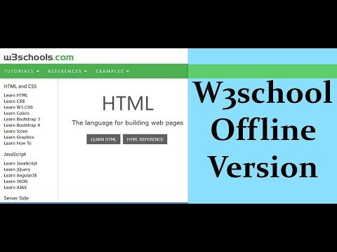 w3school download